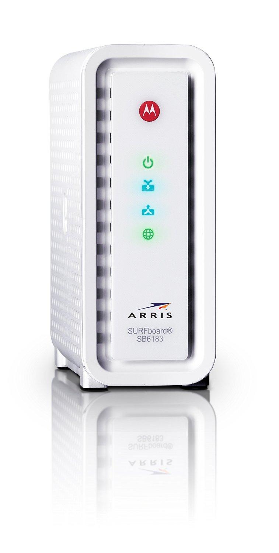 Arris Motorola Surfboard Sb6183 Docsis 3 0 Cable Modem