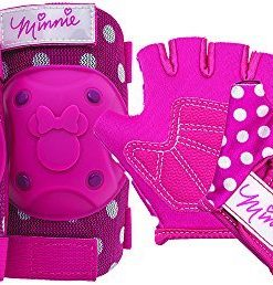 Bell-Minnie-Mouse-Protective-Gear-with-Elbow-PadsKnee-Pads-and-Gloves-B00LFDQDZ2
