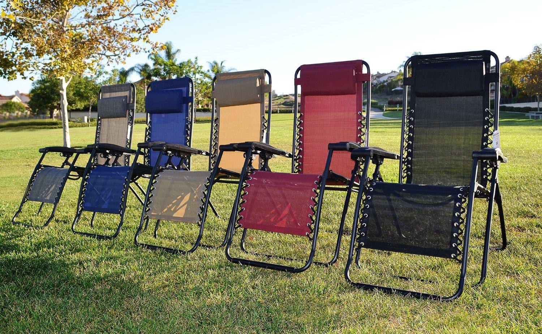 Caravan Canopy Zero Gravity Chair B008DPEX3Y 6