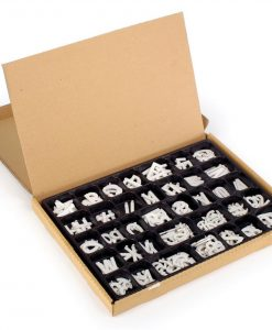 Changeable-Letter-Set-2-Tall-White-Plastic-Character-Kit-Insert-Message-Board-Accessory-Comes-with-a-Case-B005D0NO6Y