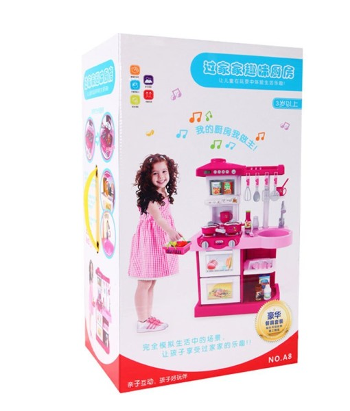 Emotionlin-Children-Play-Toy-Toy-Baby-Girl-House-Kitchen-Cooking-Utensils-and-Tableware-B0107XSB4G-6