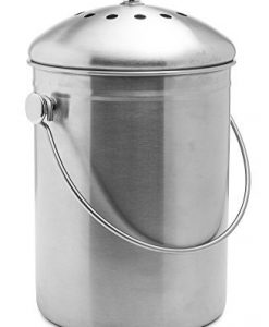 Epica-Stainless-Steel-Compost-Bin-1-Gallon-B00AMNCYNQ