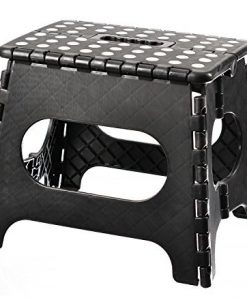 Home-it-Folding-Childeren-Step-Stool-11-In-Black-B00II67DVW