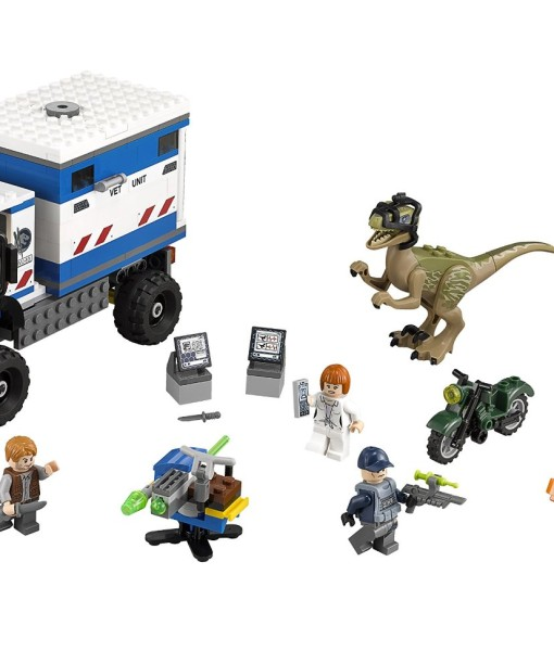 LEGO-Jurassic-World-Raptor-Rampage-75917-Building-Kit-B00UPB9RO4-4