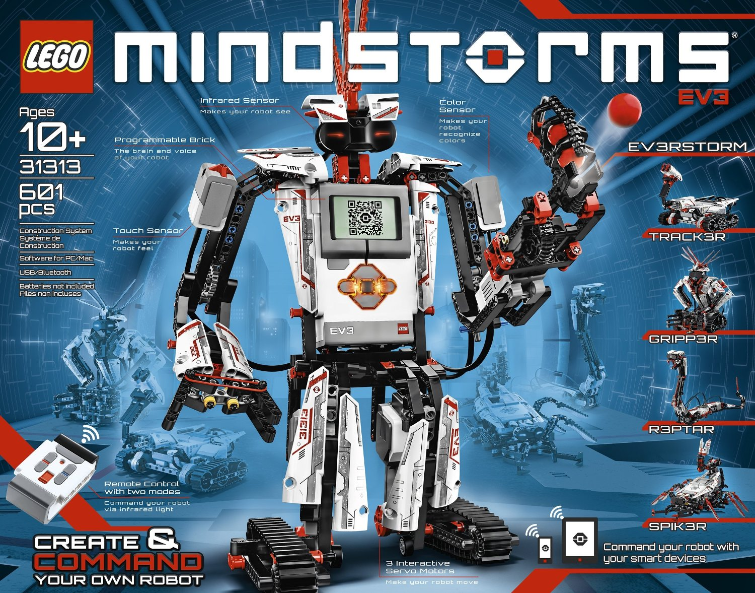 Lego Mindstorms Ev3 31313 Buy Tech Zone