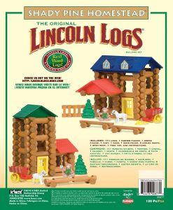 Lincoln-Logs-Shady-Pine-Homestead-120-Pc-B003MGJTDI-2