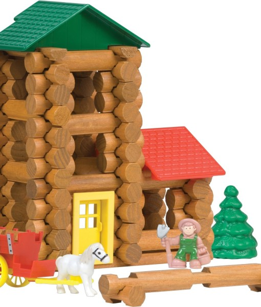 Lincoln-Logs-Shady-Pine-Homestead-120-Pc-B003MGJTDI-4