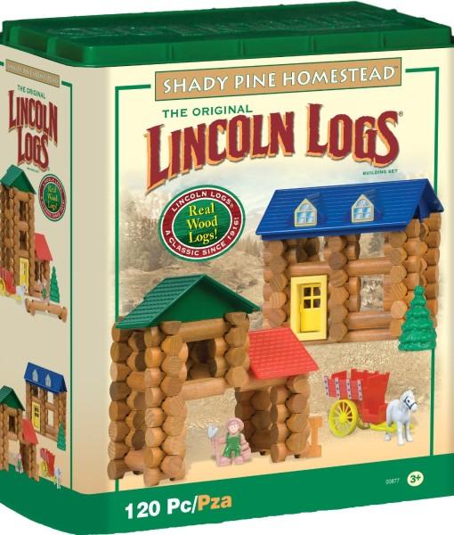 Lincoln-Logs-Shady-Pine-Homestead-120-Pc-B003MGJTDI
