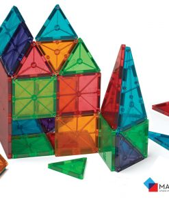 Magna-Tiles-Clear-Colors-100-Piece-Set-B000CBSNRY