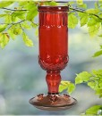 Perky-Pet-8119-2-Red-Antique-Bottle-Hummingbird-Feeder-B007UII372-3