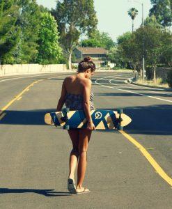 Quest-Super-Cruiser-Artisan-Bamboo-Longboard-Skateboard-44-Inch-B008EZNY4W-2