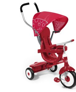 Radio-Flyer-4-in-1-Trike-Red-B003AVIO4K