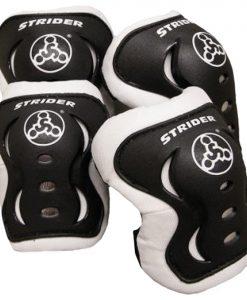 Strider-Knee-and-Elbow-Pad-Set-Black-B00766HCUM