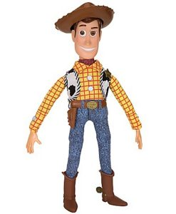 Toy-Story-Pull-String-Woody-16-Talking-Figure-Disney-Exclusive-B000EDQGLK