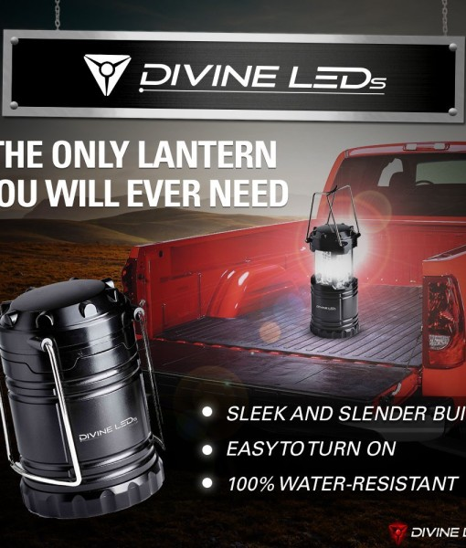 Ultra-Bright-LED-Lantern-Best-Seller-Camping-Lantern-Collapses-Suitable-for-Hiking-Camping-Emergencies-Hurricanes-Outages-Super-Bright-Lightweight-Water-Resistant-Black-Divine-L-B00NPLSZF8-3