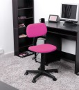 Vecelo-Bar-Stools-360-Swivel-Height-Adjustment-Ergonomically-Office-Task-and-Computer-Chair-with-Mesh-Fabric-Pads-B010PVT1E4-5
