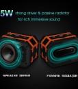 Waterproof-Speaker-Mpow-Armor-Portable-Bluetooth-Speaker5W-Strong-DrivePassive-Radiator-for-Waterproof-Shockproof-and-Dustproof-OutdoorShowerMP3PC-Speakers-with-Emergency-Power-Surpply-B010S2DEHK-4