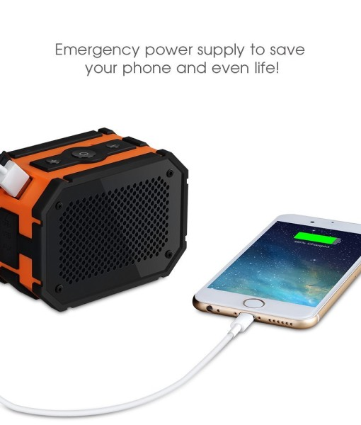 Waterproof-Speaker-Mpow-Armor-Portable-Bluetooth-Speaker5W-Strong-DrivePassive-Radiator-for-Waterproof-Shockproof-and-Dustproof-OutdoorShowerMP3PC-Speakers-with-Emergency-Power-Surpply-B010S2DEHK-5