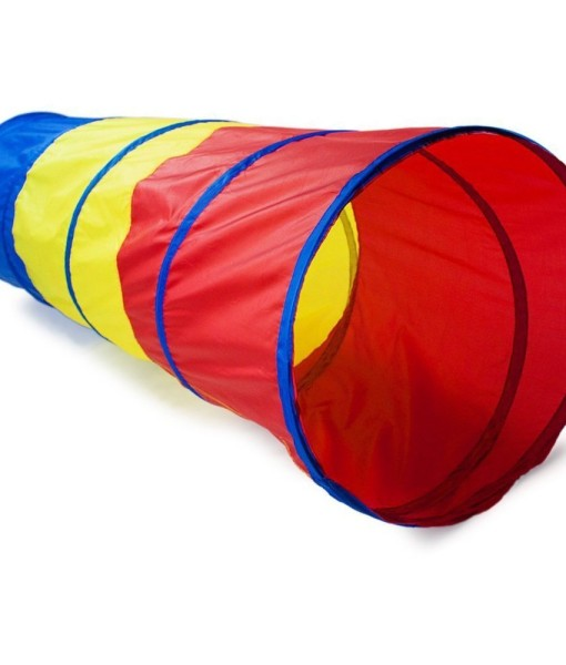 6-feet-Play-Tunnel-Toy-Tent-Child-Kids-Pop-up-Discovery-Tube-Playtent-B00430FAO4