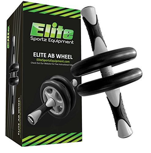 Ab-Wheel-1-Rated-Ab-Roller-on-Amazon-Smooth-Workout-Comes-Fully-Assembled-Sturdy-and-Very-Durable-B00JZKH7K2
