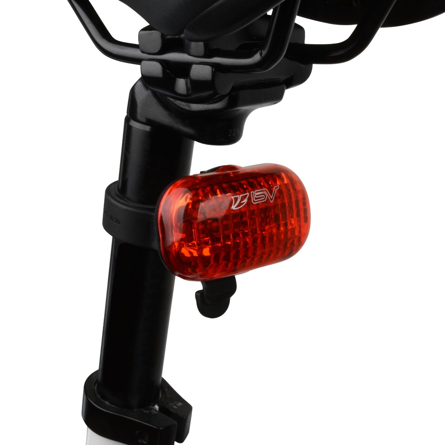 3 Led Taillight Quick-Releas Bv Bicycle Light Set Super Bright 5 Led Headlight