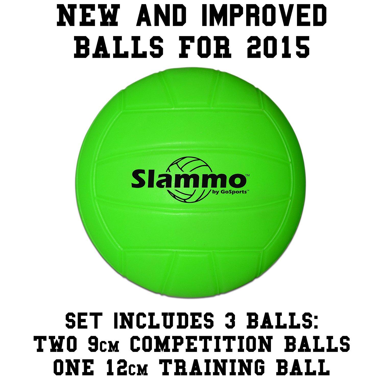 Gosports Slammo Set Includes 3 Carrying