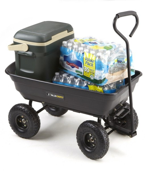 Gorilla-Carts-GOR200B-Poly-Garden-Dump-Cart-with-Steel-Frame-and-10-Inch-Pneumatic-Tires-600-Pound-Capacity-36-Inch-by-20-Inch-Bed-Black-Finish-B0026RGNJ2-8