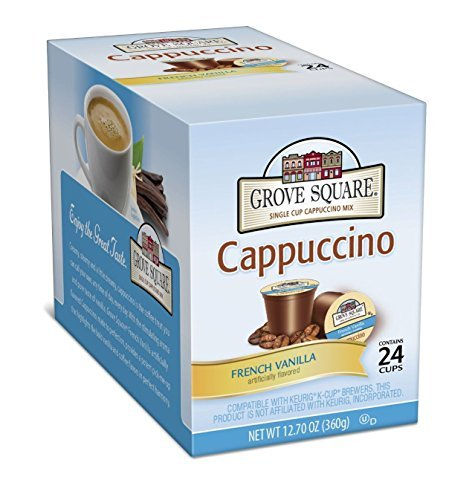 Grove-Square-Cappuccino-Single-Serve-Cup-for-Keurig-K-Cup-Brewers-B008L20CCU