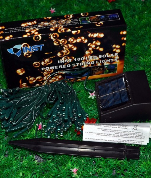 INST-Solar-Powered-LED-String-Light-Ambiance-Lighting-55ft-17m-100-LED-Solar-Fairy-String-Lights-for-Outdoor-Gardens-Homes-Christmas-Party-Warm-white-B00KGOCRLA-4