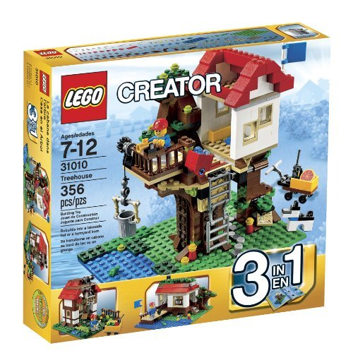 LEGO-Creator-Treehouse-31010-Toy-Interlocking-Building-Sets-B00C9X591Q