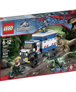 LEGO-Jurassic-World-Raptor-Rampage-75917-Building-Kit-B00UPB9RO4