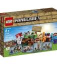 LEGO-Minecraft-21116-Crafting-Box-B00MJYDHHS
