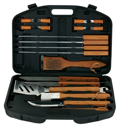 Mr-Bar-B-Q-94001X-18-Piece-Stainless-Steel-Barbecue-Set-with-Storage-Case-B002M1GXB0