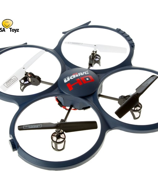 UPDATED-HD-VERSION-UDI-U818A-1-Discovery-24GHz-4-CH-6-Axis-Gyro-RC-Quadcopter-with-HD-Camera-RTF-Includes-BONUS-BATTERY-Doubles-Flying-Time-USA-TOYZ-EXCLUSIVE-B00SH3MU0U-2