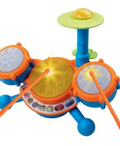VTech-KidiBeats-Kids-Drum-Set-B007XVYSDE