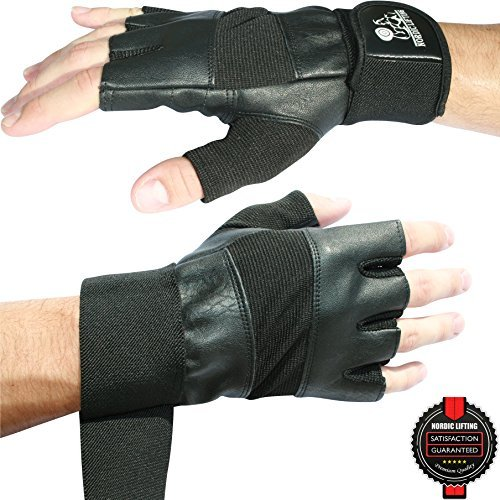 Weight-Lifting-Gloves-With-Wrist-Support-For-Gym-Workout-Crossfit-Weightlifting-Fitness-Cross-Training-The-Best-For-Men-Women-Nordic-Liftingtrade-Premium-Quality-Gear-Equipment-Use-Gl-B00M0I78ZU
