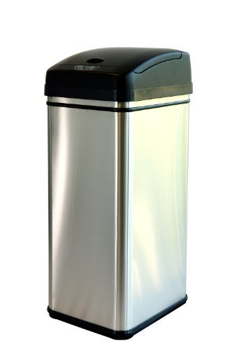iTouchless-Deodorizer-Touch-Free-Sensor-13-Gallon-Automatic-Stainless-Steel-Trash-Can-B000EJVYTS
